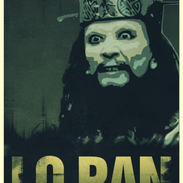 Lo Pan Poster