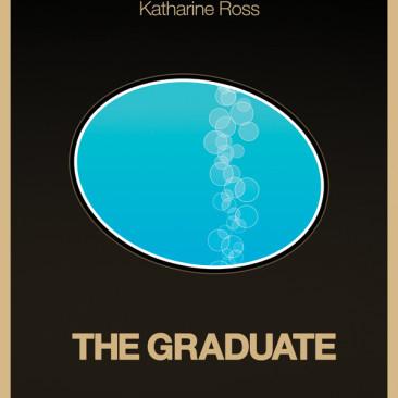 The Graduate Minimal Movie Poster
